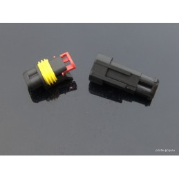 Marine electrical connector
