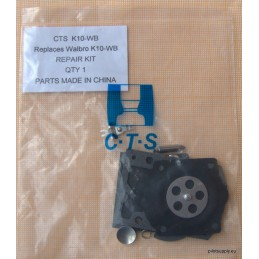 K-10 WB carb repair kit /...