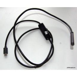 Hard-wire endoscope