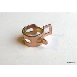 Hose clamp, 15 mm