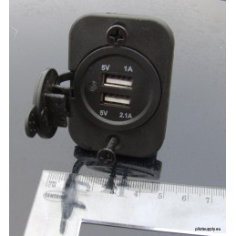 12 V to USB